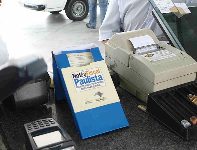Liberação de créditos da Nota Fiscal Paulista foi adiada