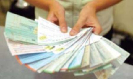 Alta na emissão de cheques sem fundos em julho