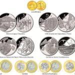 Moedas comemorativas das Olimpíadas foram lançadas pelo BC