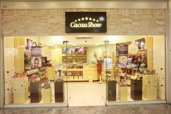 Franquia da Cacau Show – Como Abrir uma Loja