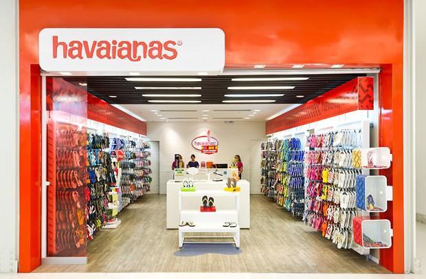 Franquia Havaianas – Como abrir uma Loja