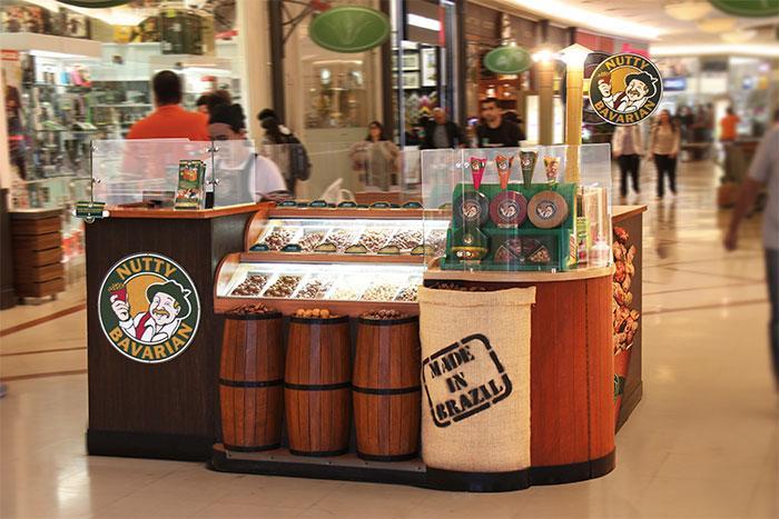 Nutty Bavarian – Como Abrir uma Loja Franquia