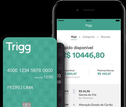 Trigg – Novo Cartão de Crédito Concorrente do Nubank e Digio.