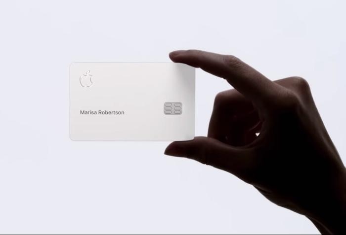 Apple Card - Novo Cartão de Crédito sem Taxas