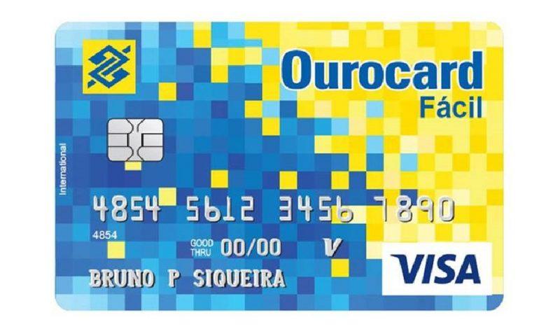 Cartão de Crédito OuroCard Fácil - Como Fazer, Anuidade, Limite