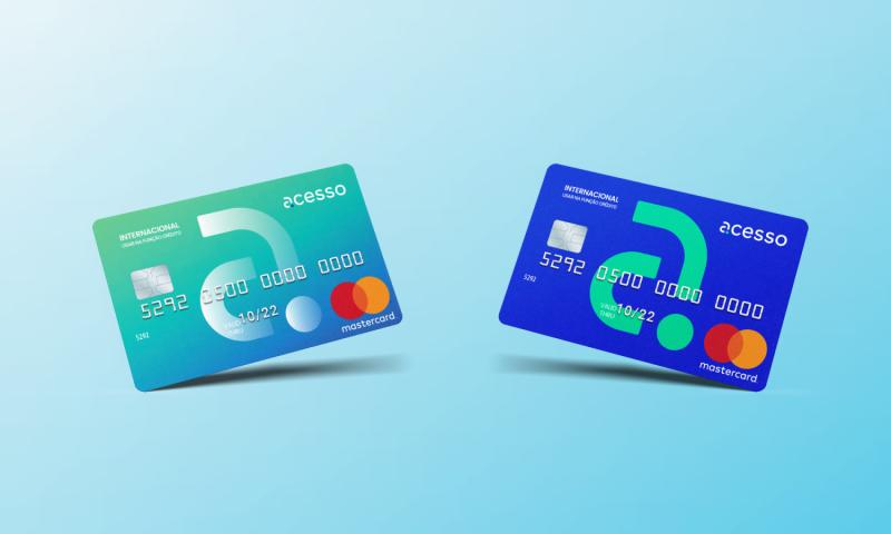 Cartão Acesso para Negativados no SPC-Serasa e Sem Comprovação de Renda