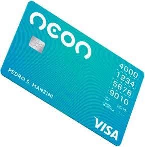 Cartão de Crédito Neon - Como Fazer, Sem Anuidade