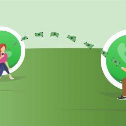 Pagamentos e transferências pelo WhatsApp