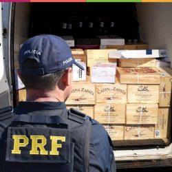 Cresce número de apreensões de vinhos contrabandeados no Brasil